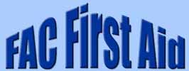 FAC First Aid logo