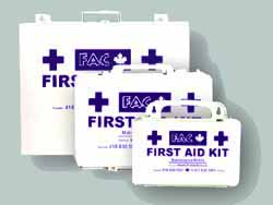 Ontario WSIB–compliant First Aid Kits for 1–199 employees.